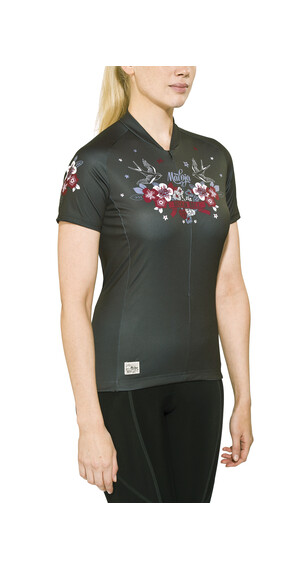 Maloja DoveM. Short Sleeve Jersey Women charcoal